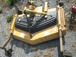King Kutter Fm 60 y 3 Point Hitch 60 Finish Mower 5 For Tractor