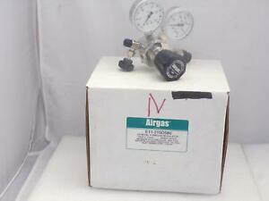 Airgas E11 215d580 General Purpose Single Stage Regulator New