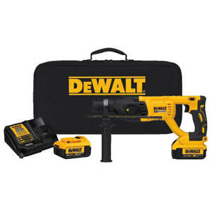Dewalt Dch133m2 20 volt Max Xr 1 In D handle Brushless Rotary Hammer