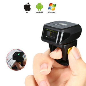 Wireless Bluetooth 4 0 Laser Barcode Scanner Bar Code Reader For Ios Android Win
