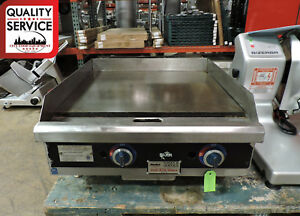 Star 624ma Commercial Gas Griddle
