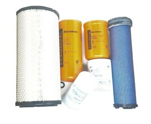 Case 580 Super M Series 2 W 445t 4 5l Turbo Eng Maintenance Filter Kit