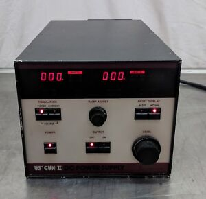 Us Gun Ae Advanced Energy Mdx 1k Dc Sputter Power Supplies Vacuum Amat 1kw 110v