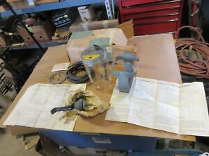 Nos Gm Accessory Windshield Washer Kit 1954 1955 1st Series Chevrolet Truck