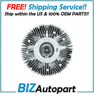 Engine Cooling Fan Clutch For 99 16 Cadillac Escalade Chevrolet V8 2786