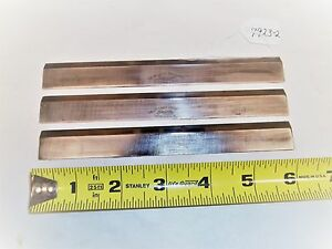 The Saw Knife Speciality Co Set Of 3 Jointer Blades 1 8 X 47 64 X 6 Long