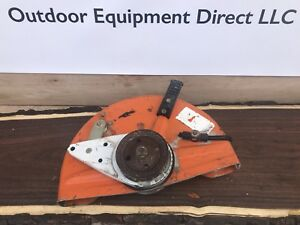 Stihl oem ts400 concrete cut off saw part shield ships fast p 182