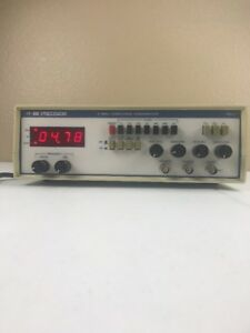 Preowned Bk Precision 4011 0 5hz To 5 Mhz Function Generator 4 Digit Screen B3