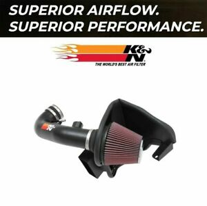 K N For 12 13 Ford Mustang Boss 302 5 0l V8 Performance Intake Kit 69 3534ttk
