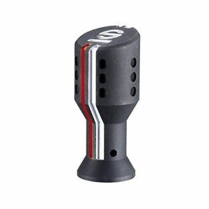Sparco Settanta Shift Knob Black With Orange And White Accents 03736ao