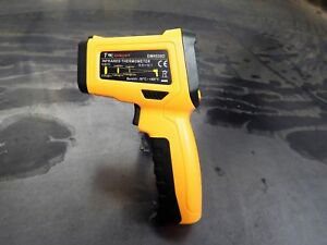 Dmiotech Dm6530d Temperature Gun Non contact Digital Laser Infrared Thermometer