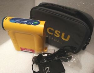 Laerdal Compact Suction Unit 4 lcsu 4 With Carry Case And Charger Qty Avail
