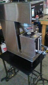 Bunn o matic Single Satelite Coffee Brewer Commercial