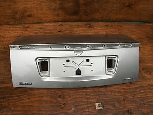 2005 2006 2007 2008 Cadillac Sts Trunk Deck Lid Shell