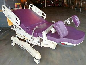 Stryker 4700 Electrical Labor maternity Hospital Bed