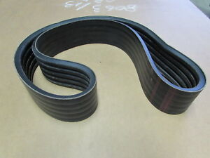 Oem Replacement Belt Fits Vermeer Bc1000xl Wood Chipper Replaces Part 153263001