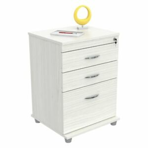 Inval Locking File Cabinet