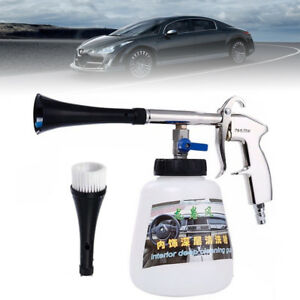 Car Interior Dry Deep Cleaning Clean Gun Air Cleaning Car Powerful Ups