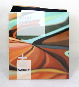 2016 Pantone Plus Solid Coated Chips 1 755 Colors Gp1606