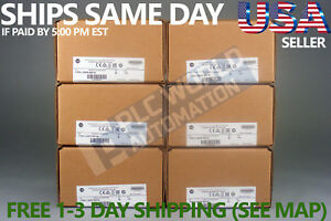 2018 new Factory Sealed Allen Bradley 1769 l16er bb1b Ser B Compactlogix 5370