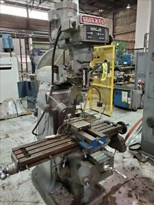 Seiki Vs2 Vertical Knee Mill B37684
