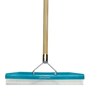 Crw Ab24 Grandi Groom Carpet Rake 18 inch Head 54 inch Handle