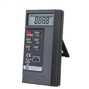 Tes 1310 Digital Thermometer Temperature Reader Sensor