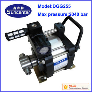 Hydrostatic Test Pump Pressure Portable Air Operated High Pneumatic Booster Kit