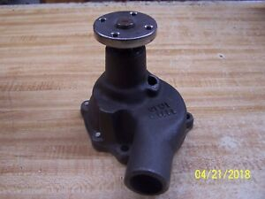 Ford Water Pump Tractors 600 700 800 900 2000 4000 1955 1964 Dcpn8501a