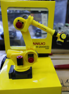 Fanuc R 2000ic 165f Robot 3d Model Manipulator Arm Model Vertical Multiple joint