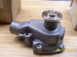Ih Water Pump For Gas Engines Hydro 70 Hydro 86 460 560 606 656 601816c92