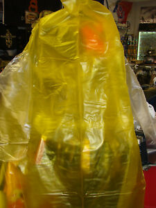 Chemical Biological Protective Suit Survival War Gas Mask Teotwawki Nuclear
