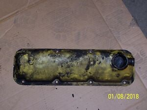 Ford Industrial 3400 3500 4400 4500 335 445 More Engine Valve Cover