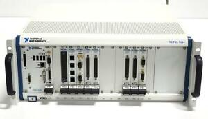 National Instruments Ni Pxi 1044 Chassis W ni Pxi 8110 Controller And Modules