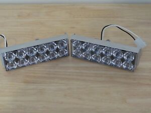 Whelen Liberty Sxtd Super Led Takedown Lights Pair