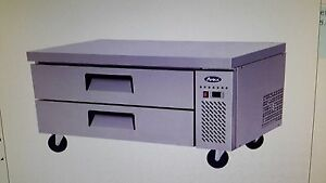 Atosa Mgf8452 60 Refrigerated Equipment Stand Base