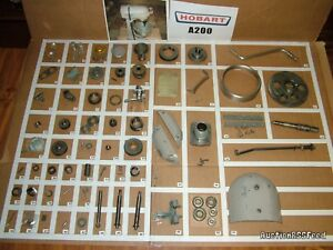 Hobart A200 Pre owned Replacement Parts Earlier Model Parts