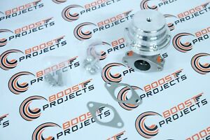 Tial Sport F38 Silver Anod 38mm Wastegate 1 50 Od Inlet outlet Flange 002898