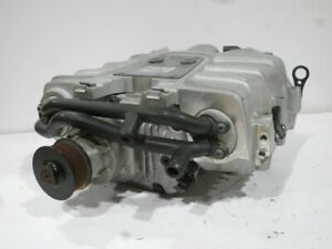 Oem Audi 3 0l V6 Supercharger Assembly 06e145601g tested