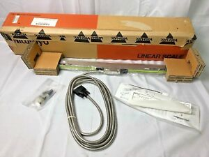 Mitutoyo At715 400 Series Dro Linear Scale 16 400mm 539 807