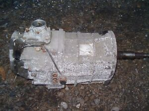 1999 Ax15 Dodge Dakota 5 Speed Transmission 4x4 Cherokee Comanche