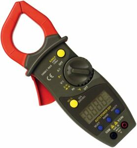Auto Ranging Ac dc Digital Clamp Meter