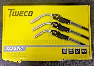 Tweco Mig Gun 300 A Wire 0 045 In For Miller 3duj8 m