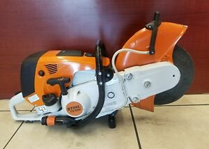 A Stihl Ts 700 14 Professional Gas Powered Concrete Cutoff Saw Great Condition