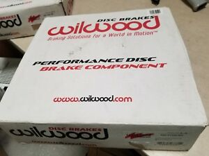Wilwood 160 11288 bk Srp Drilled Performance Rotor And Hat Diameter 11 75 Width