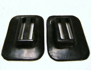 Front Bumper Arm Grommets 1939 Deluxe Ford 1940 All 40 1941 Pickup