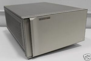 Hp 35650 Signal Analyzer Mainframe Chassis Cabinet