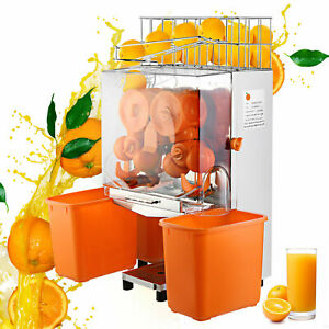 Commercial Automatic Orange Juicer Squeezer Lemon Juice Extractor Machine Hotels