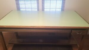 Hamilton Drafting Vintage Table 84 Wide 44 Deep 36 Tall Two Rivers Wisconsin