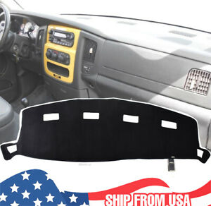 For Dodge Ram 1500 2500 3500 2002 2005 Dashmat Dashboard Mat Dash Cover Carpet